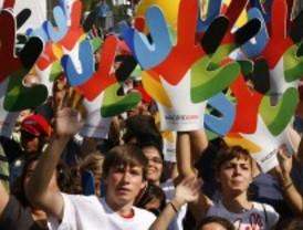 Una plataforma inicia una campaña de recogida de firmas contra Madrid 2020
