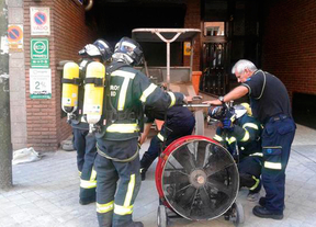 Cuatro intoxicados, uno de ellos grave, tras inhalar monóxido de carbono en un garaje