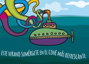 Cartel cine de verano de Valdemoro