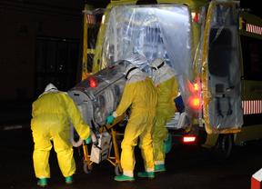 El religioso español con ébola está grave y tiene una 'importante deshidratación'