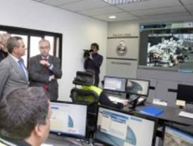Tráfico videovigilado en Majadahonda
