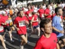 La tercera edición de la carrera Norte contra Sur reúne a miles de corredores