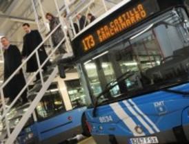 Nuevo Centro de Operaciones de la EMT para 400 autobuses en Sanchinarro