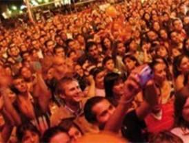 Austeridad y tradición en las fiestas de 'Fuenla'