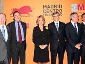 Empresas e instituciones promocionarán la imagen financiera de Madrid