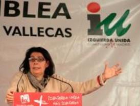 Arranca en Vallecas la campaña de IU 'Mil actos contra la crisis'