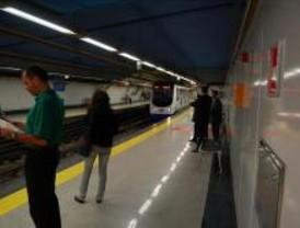 La línea 7 de Metro cierra por obras hasta el 31 de agosto