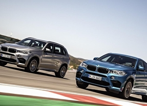 Los nuevos BMW X5 M y X6 M ya tienen precio es España