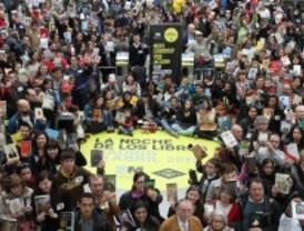 312 lectores se reúnen en Príncipe Pío