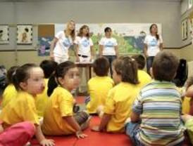 La Comunidad aporta 19 millones de euros para 12 escuelas infantiles