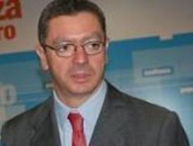 Gallardón cree que ZP ganó las elecciones por ocultar la crisis económica