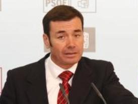 Tomás Gómez critica la postura de la Comunidad en el conflicto de Air Comet