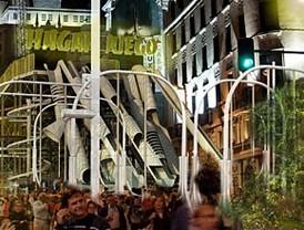La Noche en Blanco pone a Madrid a jugar
