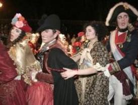 Chamartín se disfraza por carnaval el 5 de febrero