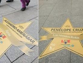 Madrid estrena este lunes la Calle de las Estrellas para homenajear al mundo del cine