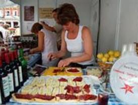 Alimentos de calidad en la Plaza Mayor