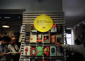 La Noche de los Libros 2013