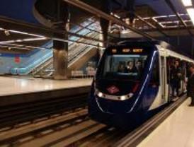 Dos operarios del metro sufren quemaduras graves por una descarga eléctrica