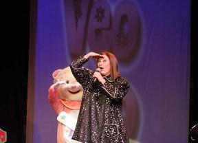 Teresa Rabal lleva 'Veo, Veo' a la Gran Vía