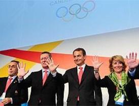 Comienza la Sesión del COI que elegirá la sede de los Juegos de 2016