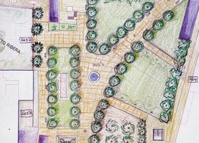 Los vecinos de Malasaña elegirán el diseño de los jardines del Arquitecto Ribera
