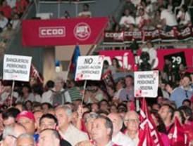 La Comunidad suprimirá 2.000 liberados sindicales