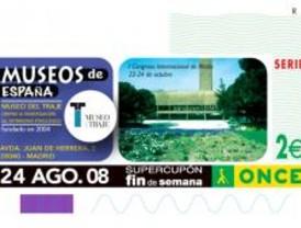 La ONCE dedica un cupón al Museo del Traje de Madrid