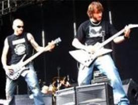 La banda de Alcorcón, Enemy of my self, promociona Festimad con un concierto