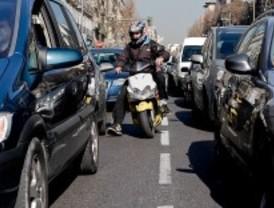 Nadie en Madrid hace caso del Día Sin Coches