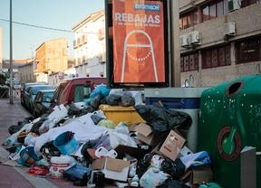 La huelga de basuras vuelve a Parla