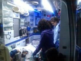 Logran implantar un corazón artificial a un bebé en el 12 de Octubre