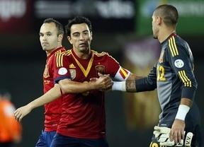 España acaricia el Mundial