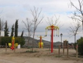 Valdelaguna estrena parque deportivo al aire libre con el Plan PRISMA