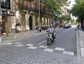 Cortes de tráfico en Jorge Juan y Ortega y Gasset