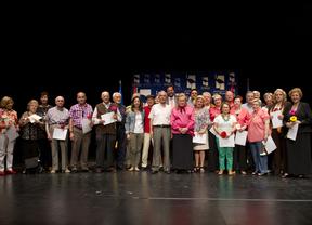 Las Rozas celebra su tercera Semana del Mayor