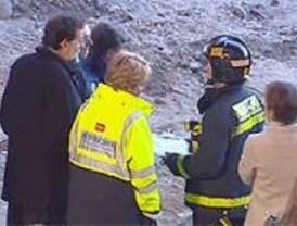 Rajoy dice que los españoles deben estar orgullosos del trabajo de búsqueda de los desaparecidos