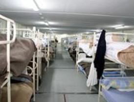 En Madrid duermen cada noche 691 'sin techo'