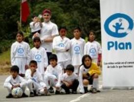 Iker Casillas es embajador solidario en Malí