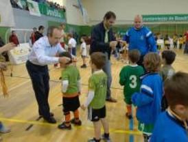 Clausurados los Juegos Deportivos Escolares 2008 de Boadilla del Monte