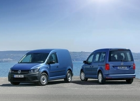 VW Caddy, para el trabajo y el ocio