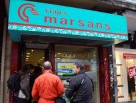 Un ERE deja en la calle a la plantilla de Marsans