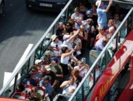 Madrid se queda sin autobuses turísticos