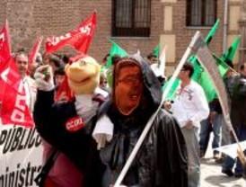 30.000 trabajadores municipales se manifestarán por la 'recesión' en sus derechos