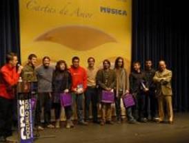 Entregados los premios CREA a los jóvenes artistas de Pozuelo de Alarcón