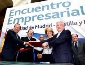 Los empresarios de Madrid y Castilla y León unen sus fuerzas