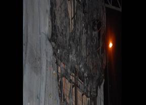 Tres detenidos por incendiar un rocódromo en Getafe