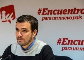 La caravana de IU federal evitará Madrid por el conflicto madrileño