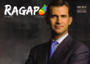 El Rey, portada de una revista gay