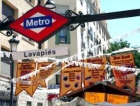 El mercado de San Fernando, repleto de actividades multiculturales para celebrar las fiestas de Lavapiés