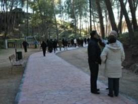 Morata de Tajuña rehabilita su 'bosque'